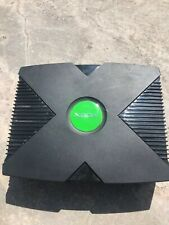 Original Classic Microsoft Xbox Console Only For Parts Repair Only