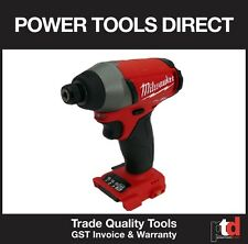 NEW MILWAUKEE 18V IMPACT DRIVER M18FID-0 FUEL CORDLESS (GENERATION II) BRUSHLESS