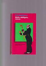 Wodehouse MOLTO OBBLIGATO, JEEVES mondadori 1976