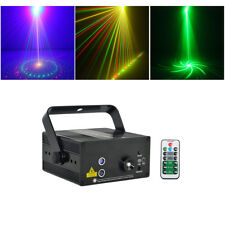 Mini 9 RG Music Remote Laser Mini Stage Lights DJ Party Show Projector Lighting