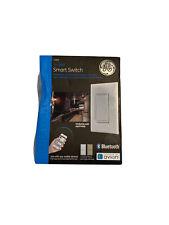 GE Bluetooth In-Wall Wireless Smart Switch Model 13869 (open box)