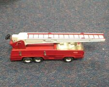 VINTAGE TONKA FIRE TRUCK ORIGINAL PRESSED STEEL ***