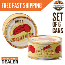 New Red Feather Canned Butter - A real butter from new Zealand-100% pure 6 Cans