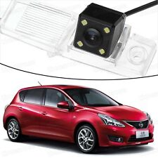 CCD Rear View Camera Reverse Backup Review Parking for 2011-2014 Nissan Pulsar