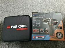 Parkside  Performance Akku-Bohrschrauber-Set PBSPA12A1 NEU OVP