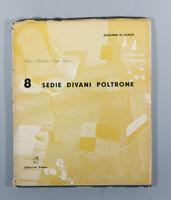 Quaderni Domus  Sedie Divani Poltrone Chairs Sofas 1950 Mathsson Eames Ponti
