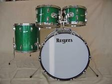 1970s Rogers Powertone Drums - Fullerton, CA Era
