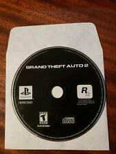 Grand Theft Auto 2 (PlayStation Ps1) - Disc Only