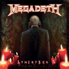 Megadeth – Th1rt3en ( Thirteen ) 2x LP Vinyl / Gatefold / Sealed (2012) Metal