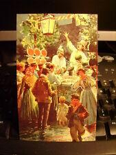 Cartolina 183 - Venditore di Angurie      Riproduzione da originale   8,3 x 13,5