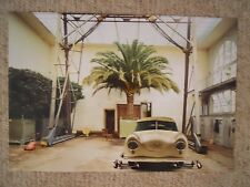1951 Porsche Type 356/2 Cabriolet Showroom Advertising Poster RARE Awesome L@@K
