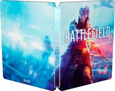 NEW Battlefield V Steelbook (No Game included)