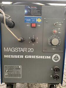 Messer griesheim magstar 20