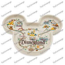 Disney Park Life Collection Disneyland Mickey Mouse Icon Trinket Tray Dish