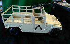 1/6 Scale M998 Cargo/Troop Carrier 21st Century Toys w/ M50 Machine Gun GI Joe