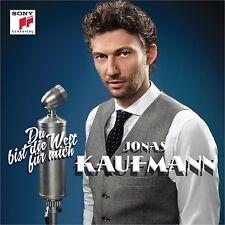JONAS/RSO BERLIN/RIEDER,JOCHEN KAUFMANN - DU BIST DIE WELT FÜR MICH   CD NEU