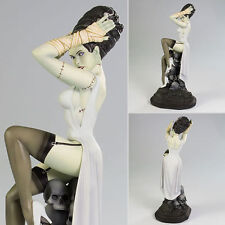 QUARANTINE DEATH BECOMES HER 1/6 SCALE POLYSTONE STATUE NEW SOLD OUT
