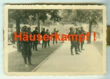 Foto deutsche Soldaten / Häuserkampf TSCHENSTOCHAU / POLEN 1939 !!! TOP !!! E76