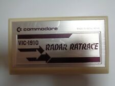 COMMODORE VC-20 / VIC-20 --> RADAR RATRACE (VIC-1910) / CARTRIDGE