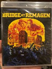THE BRIDGE AT REMAGEN Blu-Ray TWILIGHT TIME LIMITED-GEORGE SEGAL - BRAND NEW!
