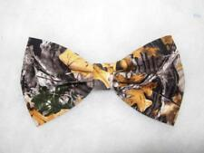 Realtree Camo Bow tie / Leaves Trees Camo / Advantage Timber® / Pre-tied Bow tie