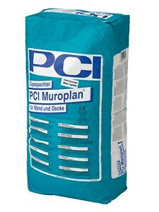 PCI Muroplan 5 KG Gips-Spachtelmasse Mastic Spatule pour Fugues Trockenbau
