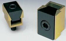 8 Pcs. Mitee-Bite 8-32 Model No. 500 Uniforce Clamps-Holding Force 500 Lbs.