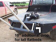 "ePickup Truck 12 v Hydraulic Hay Bale Stacker Flatbed 10""Drop"
