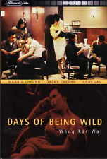 DAYS OF BEING WILD Movie POSTER 27x40 German Leslie Cheung Maggie Cheung Andy