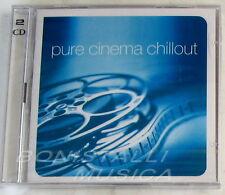 PURE CINEMA CHILLOUT - SOUNDTRACKS  - 2 CD Sigillato