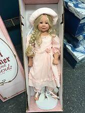 Diane Bucki Vinyl Puppe 78 cm. Top Zustand