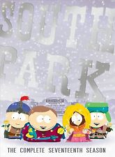 South Park : Season 17 (DVD, 2014, 2-Disc Set)