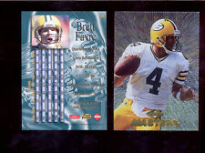 1997 CE Collectors Edge Masters BRETT FAVRE Green Bay Packers Card