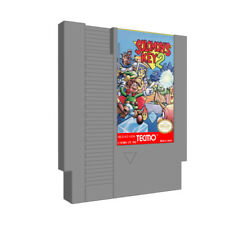 Solomon's Key 2 Fire N Ice Nintendo NES (NTSC-US) (NOT PAL) Classic Design