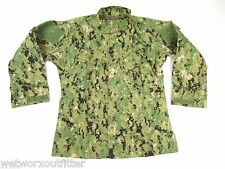 Crye Precision Navy Custom AOR2 Field Shirt Large-L NAVY SEAL DEVGRU NSW BLOUSE