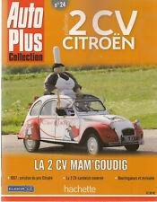 2CVAP58G voiture 1//43 ELIGOR Autoplus CITROËN 2CV n°24 MAM GOUDIG bretagne
