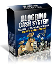 Blogging Cash System Create Money-Making Blogs To Produce Cash On Autopilot!