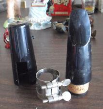 Vintage Selmer Goldentone 3 Clarinet Mouthpiece