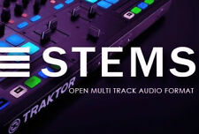 DJ STEMS - Techno Collection -DOWNLOAD TODAY- Traktor Kontrol S4 S8 F1 D2