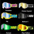 100% porciento ACCURI de espejo Gafas Motocross Enduro Downhill Mtb Bmx cruzar