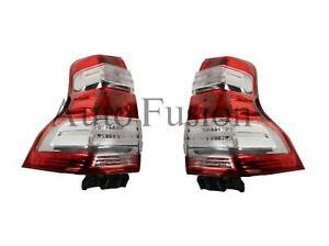 Tail Lights Pair For Toyota Prado J150 Series 2 (2013-2017)