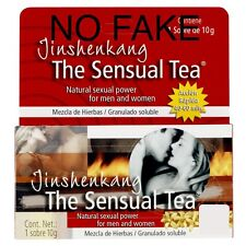 Jinshengkang Tea, The Sensual Tea, Vigorizante Sexual, Te Sensual Libido