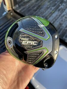 PRE OWNED Callaway GBB Epic Driver Head Only Right Hand 10.5* HEAD ONLY