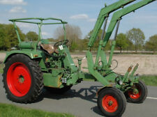 Traktor Trecker Schlepper Geräteträger Fendt 250 GT S GTS sofort einsatzbereit