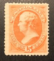 US Stamps # 189 Superb Fresh Choice Item OG H Low Price $200 CV