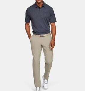 Under Armour Golf Pants Showdown Pant Taper Spieth 1309546 233 Mens 36 x 32