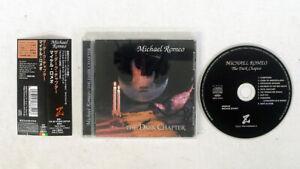 MICHAEL ROMEO DARK CHAPTER Z TOCP 50915 JAPAN OBI 1CD