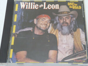 WILLIE NELSON / LEON RUSSELL <  1 For The Road  > VG+ (CD)