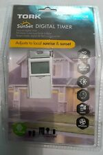 TORK Timers 16-Amp Digital Residential Lighting Timer (RZ307)