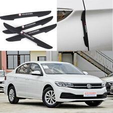 For Volkswagen Bora Car Side Door Edge Guard Bumper Trim Protector Stickers 4pcs